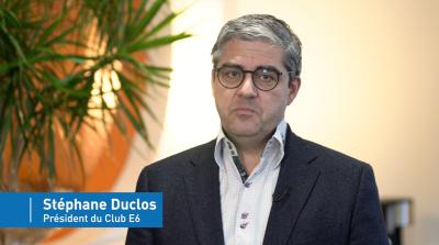Le président Stéphane DUCLOS et les commissions du Club E6 vous souhaitent une bonne année 2021 !