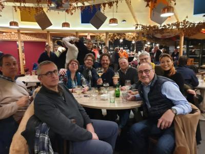 Afterwork du Club E6 à la Ferme aux oies à Marcq en baroeul