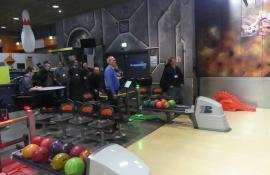 Séminaire des animateurs de groupe Club E6 au Planet Bowling de Lomme